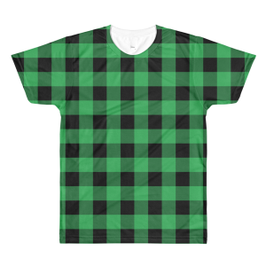 Lumber-T Plaid T-Shirt – Green (men's)