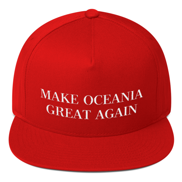 Make Oceania Great Again