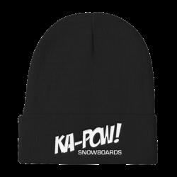 Ka-Pow Knit Toque (Beanie)
